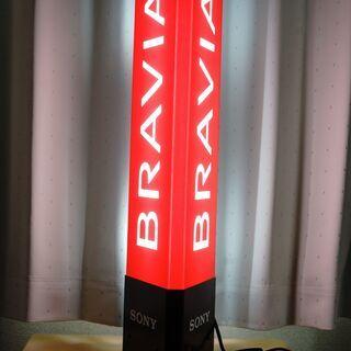 SONY BRAVIA電飾看板