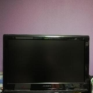 22インチのテレビあげます。