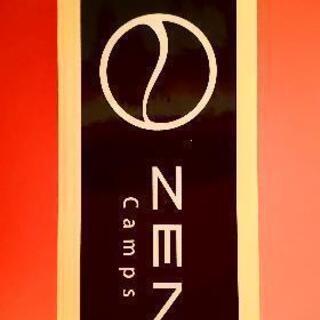 ZEN Camps ステッカー シール