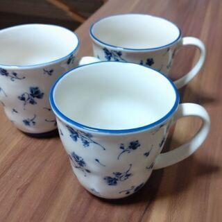 コーヒーカップ 3セット