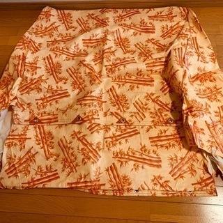 ハイポラン布団収納用袋L(朱竹)