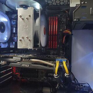 自作パソコン②(CPU:Core i7-4790K/ メモリ:1...