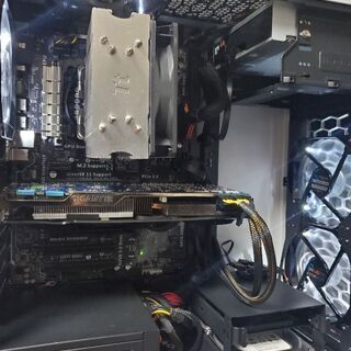 自作パソコン①(CPU:Core i7-4790/ メモリ:16...