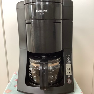 パナソニック 全自動 沸騰浄水コーヒーメーカー NC-A5…