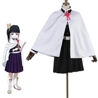 ハロウィン☆鬼滅のコスプレ☆カナヲ140cm