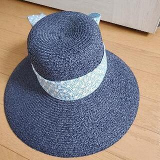 夏の可愛い帽子