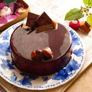 グラサージュケーキ