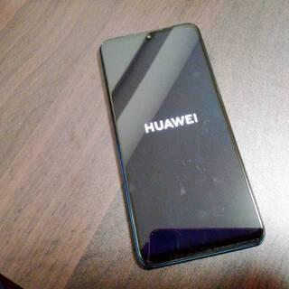【SIMフリー】HUAWEI P30 lite【美品】