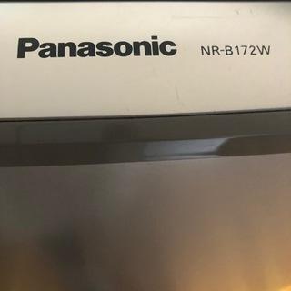 【ネット決済】冷蔵庫Panasonic NR-B172W