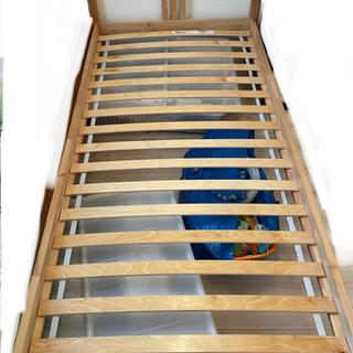 シングルベッド 一式セット IKEA