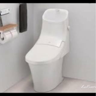 リクシルロータンク一体型トイレ