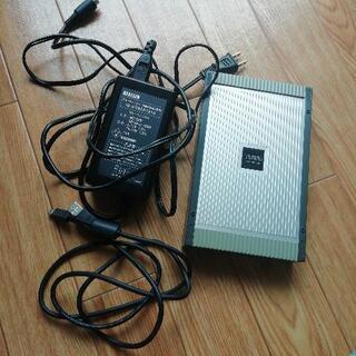 ❇️外付けHDD (ハードディスク)80GB  アイ・オー・データ