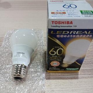 TOSHIBA LED電球 60W型