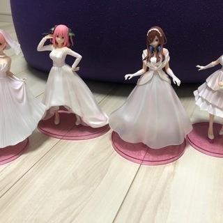 五等分の花嫁 一番くじ 花嫁フィギュア 箱付き