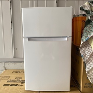 ノンフロン冷凍冷蔵庫 1人暮らしサイズ