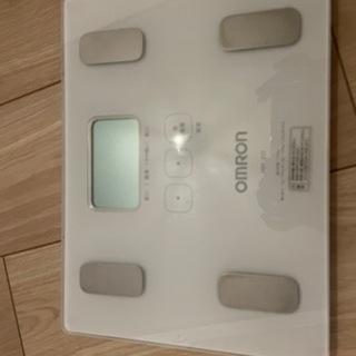 オムロン(moron)体重計