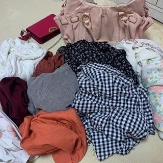 【大量】服、バッグ12点まとめ売り【レディース】