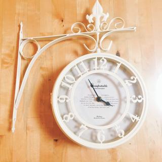 時計✩.*˚壁づけ