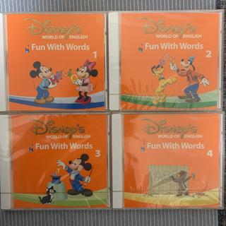 【ネット決済・配送可】DWE FUN with words CD...