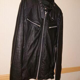 ライダースジャケット メンズLサイズ