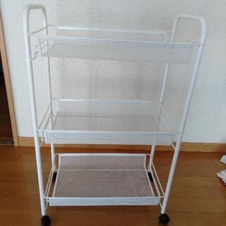 【IKEA】キャスター付台