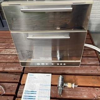 【受付終了】卓上型食器洗い乾燥機 TOTO EUD510