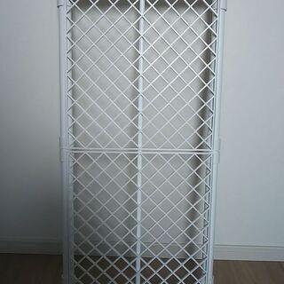 突っ張り棚 サイズ調整可能(73-112センチ)