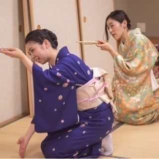 日本舞踊 お稽古体験