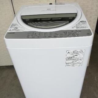 【配送無料】本日のイチ押し!東芝 洗濯機 6kg⭐ご来店大歓迎⭐...