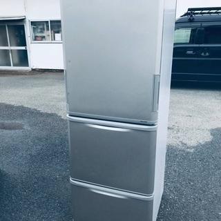 ♦️EJ1702番 SHARPノンフロン冷凍冷蔵庫 【20…