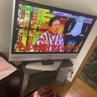 【ネット決済】Panasonic 40インチ?テレビ、テレビ台