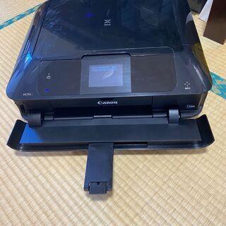 CANON PIXUS MG7530 互換インク付き ジャンク