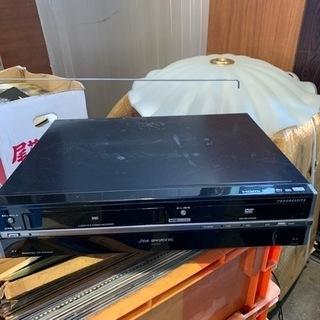 HDD搭載ビデオ一体型DVDレコーダー