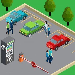時間貸し駐車場のご案内