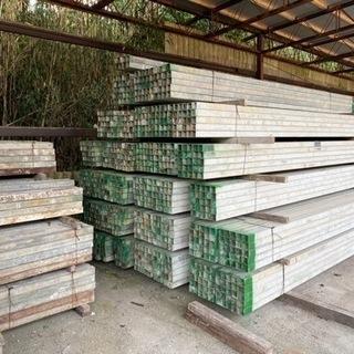 60角鉄鋼管4m 型枠
