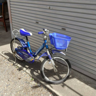 16インチ 青色 子供用自転車[ECÒ KIDS ]