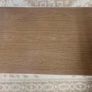 折り畳みテーブル  木目 アウトドア用