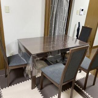 早期引き取り募集 テーブル椅子 美品です