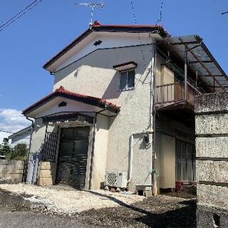 【敷金礼金無し】 FR1ヶ月 貸家 貸戸建て  4DK  群馬県沼田市
