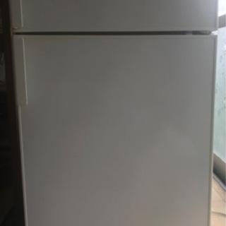 無印良品冷蔵庫137L AMJ-14C