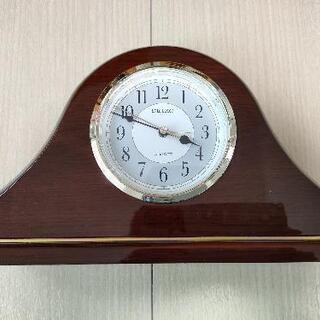 SEIKO置き時計
