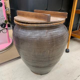水瓶 植木鉢 足湯 加湿 Y10
