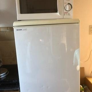 洗濯機・冷蔵庫