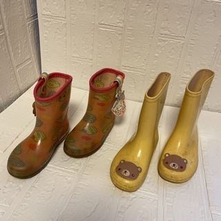 長靴❤子供用 16.0
