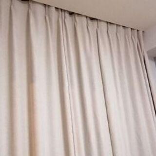 KEYUCAカーテン 高さ230cm x 上幅140cm (2枚...