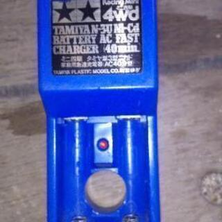 充電器です