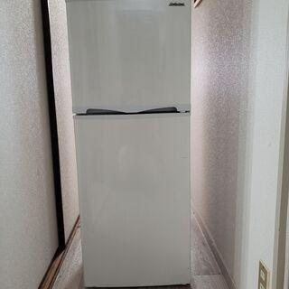 商談中です。2017年製 アビテラックス 冷凍冷蔵庫138L A...