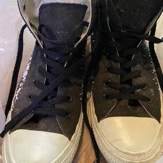 converse 靴