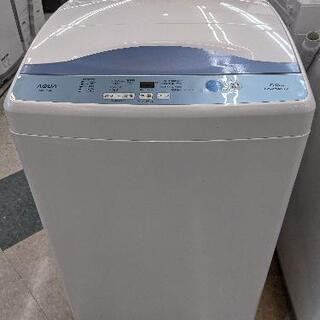 💛AQUA/アクア/7.0kg洗濯機/白/AQW-H73/201...