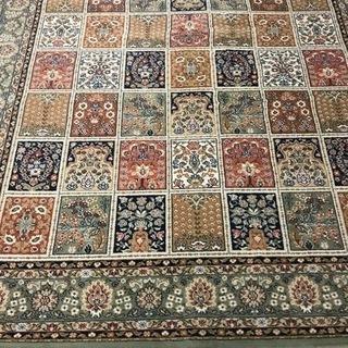 ベルギー製の絨毯